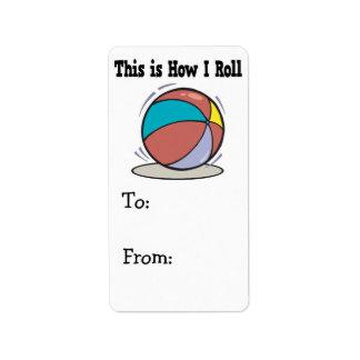 How I Roll Ball
