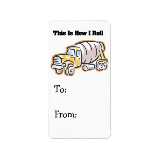 How I Roll (Cement Truck)