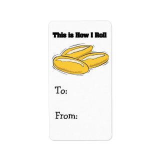 How I Roll (Italian Bread Rolls)