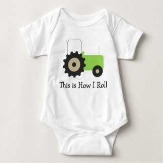 How I Roll Shirt