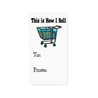 How I Roll Shopping Cart