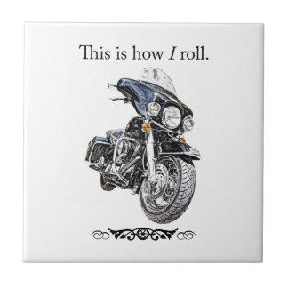 How I Roll Tile
