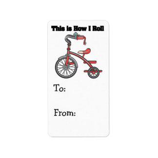How I Roll (Tricycle)