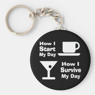 How I Survive Keychain