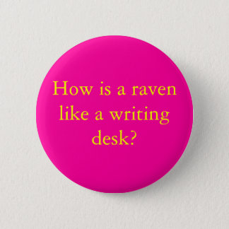 How is a raven 2 inch round button
