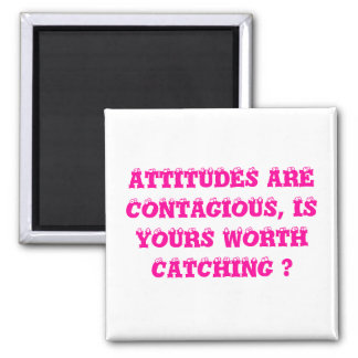 HOW IS YOUR ATTITUDE? MAGNET