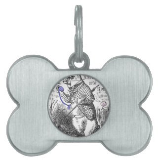 How long is forever? pet ID tags