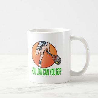 How Low Can You Go Coffee Mug