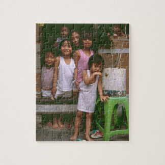 How Many Can We Squeeze into One Hut? Jigsaw Puzzle