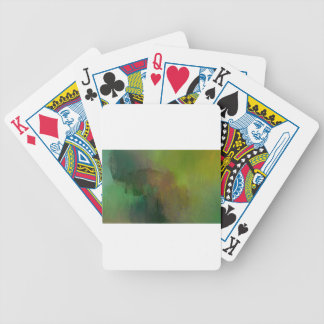 How many leaves bicycle playing cards