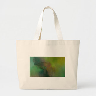 How many leaves large tote bag