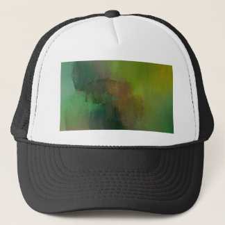 How many leaves trucker hat