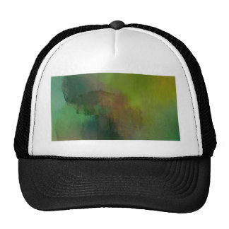 How many leaves trucker hat
