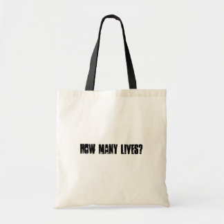 How Many Live Tote Bag