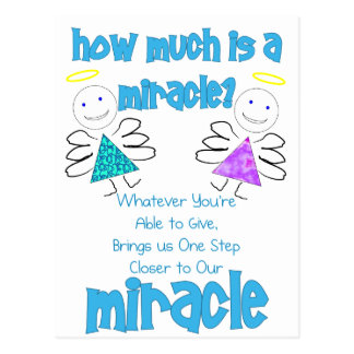 How Much is a Miracle? Postcard
