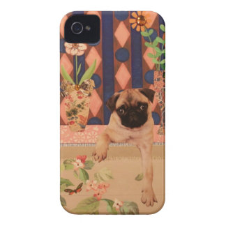 How Much is That Doggie in the Window?: Pug Pup iPhone 4 Case