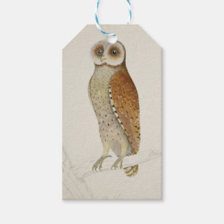 How now Bay Owl? Gift Tags