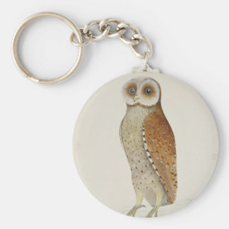 How now Bay Owl? Keychain
