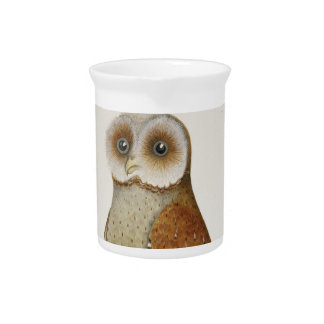 How now Bay Owl? Pitcher