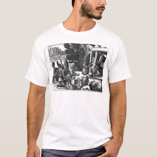 How the Natives of New Spain T-Shirt