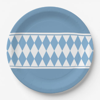 How To Celebrate Oktoberfest Party Paper Plates 9 Inch Paper Plate