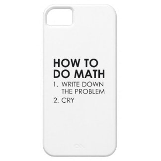 How To Do Math Case For The iPhone 5