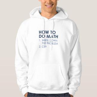 How To Do Math Hoodie