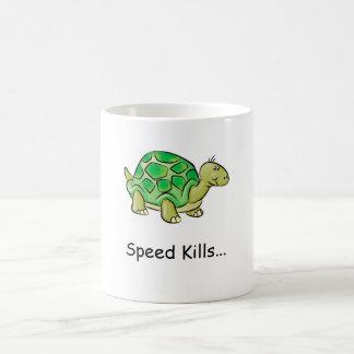 how-to-draw-animals-158, Speed Kills... Basic White Mug