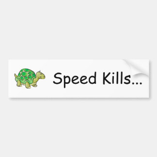 how-to-draw-animals-158, Speed Kills... Bumper Sticker