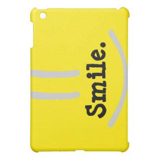 How to Smile iPad Case