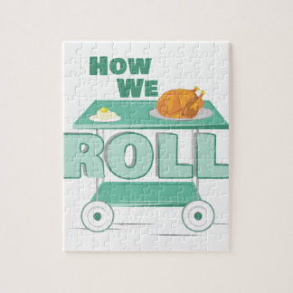 How We Roll Jigsaw Puzzle