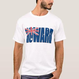 Howard Australia Flag T-Shirt