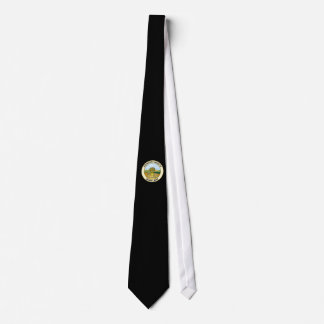 Howard County seal Tie
