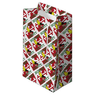 HOWARD COUNTY with goldfinch Small Gift Bag