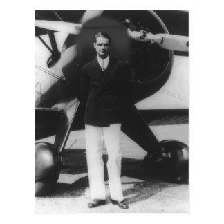 Howard Hughes Postcard