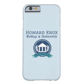 Howard Knox iPhone Case