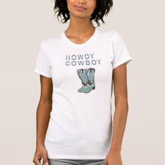 Howdy Cowboy T-shirt