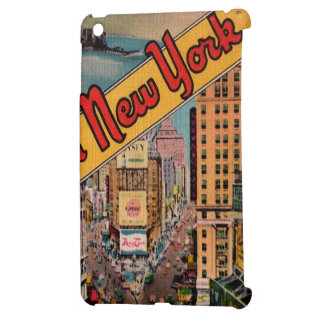 Howdy from New York iPad Mini Covers