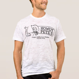 Howdy Pete's Restaurant T-Shirt