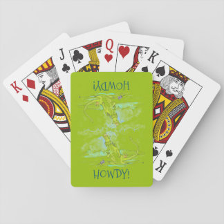 Howdy Playing Cards