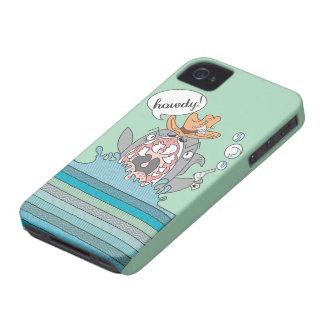 Howdy Shark Blackberry Case