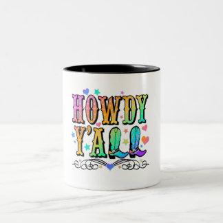 Howdy Y'all Mug