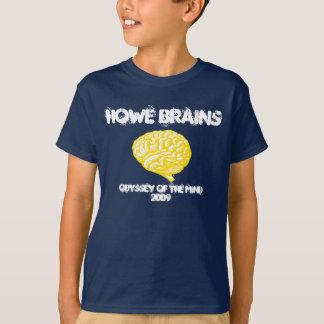 Howe Brains '09- 1 T-Shirt
