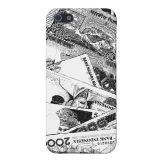 Howell World Money iPhone 4 Case
