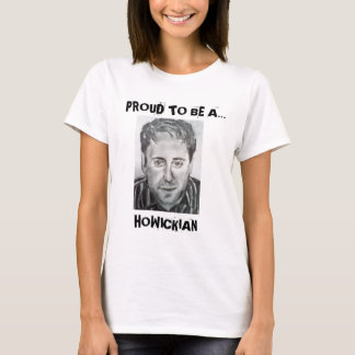 Howickian Fan tee shirt