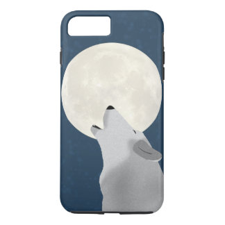 Howl At The Moon Apple iPhone 7 Plus, Tough Case
