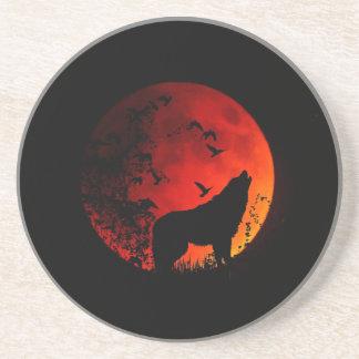 Howl at the Moon Coaster