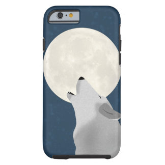 Howl At The Moon iPhone 6/6s, Tough Phone Case