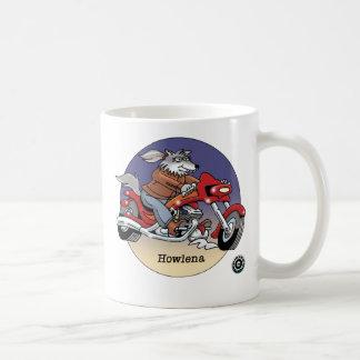 Howlena - Bikers are Animals © Mug