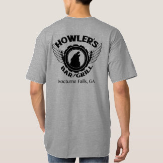 Howler's Tall Men's Tee